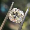 3.20ct Antique Cushion Cut Diamond 29