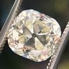 3.20ct Antique Cushion Cut Diamond 7