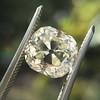3.20ct Antique Cushion Cut Diamond 27