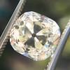 3.20ct Antique Cushion Cut Diamond 2