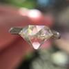 3.20ct Antique Cushion Cut Diamond 18