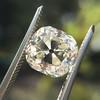 3.20ct Antique Cushion Cut Diamond 26