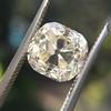 3.20ct Antique Cushion Cut Diamond 21