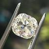 3.20ct Antique Cushion Cut Diamond 24