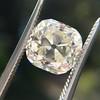 3.20ct Antique Cushion Cut Diamond 10