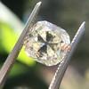 3.20ct Antique Cushion Cut Diamond 22