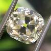 3.20ct Antique Cushion Cut Diamond 23