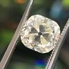 3.20ct Antique Cushion Cut Diamond 20