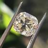3.20ct Antique Cushion Cut Diamond 13