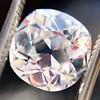 3.20ct Antique Cushion Cut Diamond, GIA J VS1 16