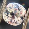 3.20ct Antique Cushion Cut Diamond, GIA J VS1 20
