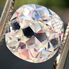 3.20ct Antique Cushion Cut Diamond, GIA J VS1 6