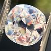 3.20ct Antique Cushion Cut Diamond, GIA J VS1 28
