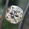 3.20ct Antique Cushion Cut Diamond, GIA N VS2 3