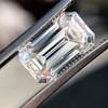 3.23ct Emerald Cut Diamond, GIA I VVS2 22