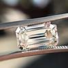 3.23ct Emerald Cut Diamond, GIA I VVS2 4