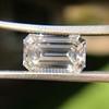 3.23ct Emerald Cut Diamond, GIA I VVS2 11