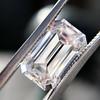 3.23ct Emerald Cut Diamond, GIA I VVS2 21