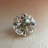3.39ct Old European Cut Diamond GIA Q-R, VS 4