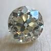 3.39ct Old European Cut Diamond GIA Q-R, VS 5