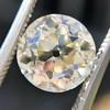 3.39ct Old European Cut Diamond GIA Q-R, VS 0