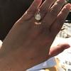 3.39ct Old European Cut Diamond GIA Q-R, VS 2