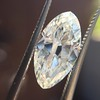 3.29ct Antique Marquise Cut Diamond GIA I VS1 6