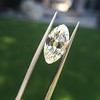 3.29ct Antique Marquise Cut Diamond GIA I VS1 32