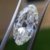 3.29ct Antique Marquise Cut Diamond GIA I VS1 22