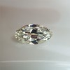 3.29ct Antique Marquise Cut Diamond GIA I VS1 34