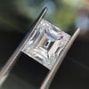 3.30ct Carre Cut Diamond GIA HVVS2 20