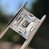 3.30ct Carre Cut Diamond GIA HVVS2 16