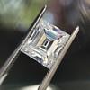 3.30ct Carre Cut Diamond GIA HVVS2 17