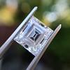 3.30ct Carre Cut Diamond GIA HVVS2 6
