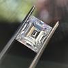 3.30ct Carre Cut Diamond GIA HVVS2 19