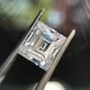 3.30ct Carre Cut Diamond GIA HVVS2 11