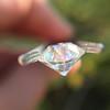 3.36ct Transitional Cut Diamond GIA J VS2 23