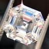 3.44ct Antique Asscher Cut Diamond GIA H VS2 7
