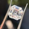 3.44ct Antique Asscher Cut Diamond GIA H VS2 23