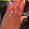 3.46ct Old European Cut Diamond GIA M, VS1 19