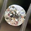 3.46ct Old European Cut Diamond GIA M, VS1 5