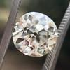 3.46ct Old European Cut Diamond GIA M, VS1 7