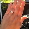 3.46ct Old European Cut Diamond GIA M, VS1 21