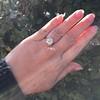 3.46ct Old European Cut Diamond GIA M, VS1 48