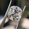 3.49ct Antique Cushion Cut Diamond 20