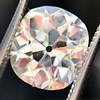 3.49ct Antique Cushion Cut Diamond 7
