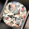 3.49ct Antique Cushion Cut Diamond 13