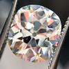 3.49ct Antique Cushion Cut Diamond 22
