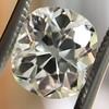 3.49ct Antique Cushion Cut Diamond 30