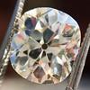 3.49ct Antique Cushion Cut Diamond 5